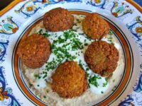 """Palestinian Genocide Poem: """"And Then They Stole The Falafel"""""""