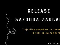 We are sorry Safoora but you are not the first and only victim