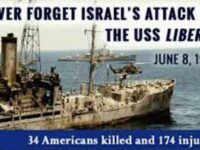 USS Liberty: One of the many big lies between America and Israel