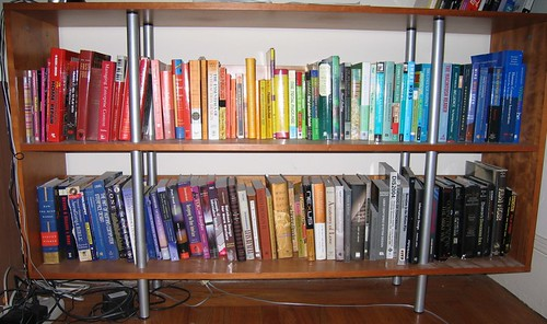 personal library photo