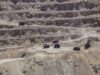 Trucks at Chuquicamata, the world's biggest open pit copper mine in Calama, ChilePhoto by Martchan/Shutterstock.com