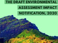 The Problematic Story of Draft EIA Notification 2020