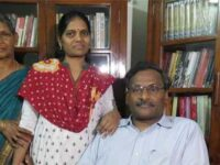 Jailed Indian scholar denied the opportunity to see his dying mother