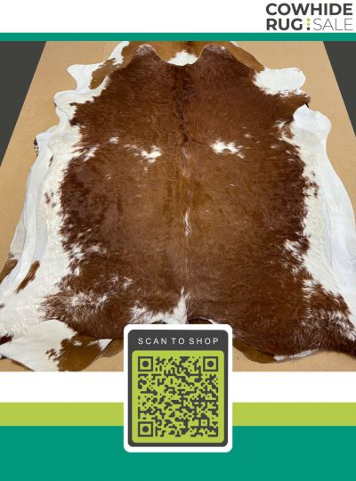 Almost Absolut Brown Cowhide 5 X 6 Brw 10 20