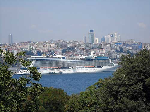 Estambul, celebrity Equinox