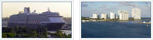 Crucero caribe, Fort Lauderdale