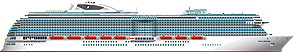 flota Princess Cruises, Royal Princess