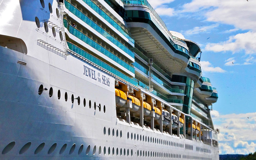 Valoración del Jewel of the Seas