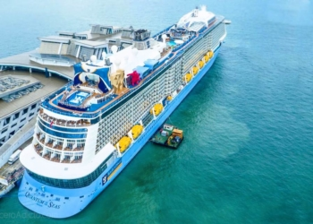 Falso positivo de Covid-19 a bordo del Quantum of the Seas