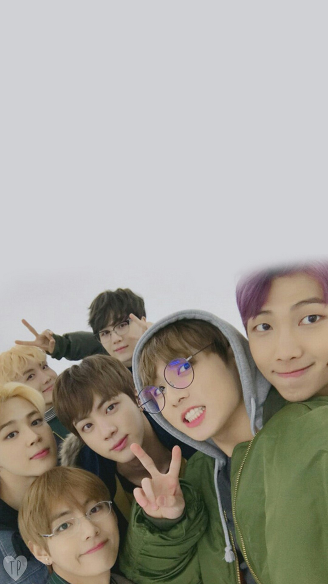 BTS iPhone Wallpaper Lock Screen