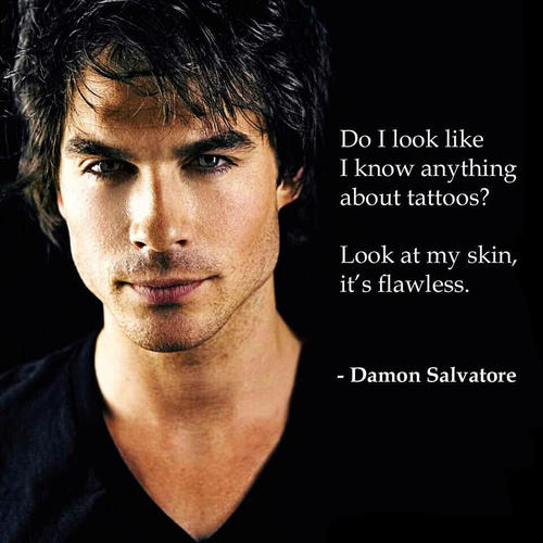 Damon Salvatore Wallpaper Quotes Posted By Sarah Simpson