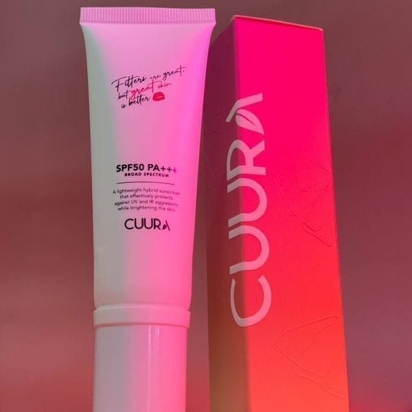 Brightening Sunscreen ( LIMITED EDITION )