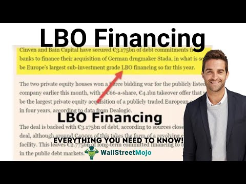 LBO Financing   Definition   Top 6 Strategies for LBO Financing
