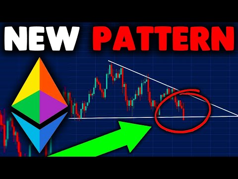 NEW ETHEREUM PATTERN SHOWS NEXT TARGET!! ETHEREUM PRICE PREDICTION & ETHEREUM NEWS TODAY (explained)