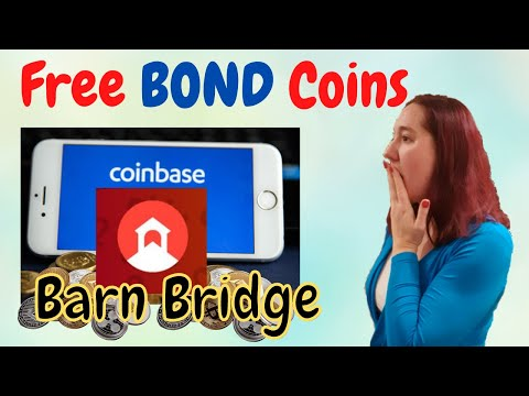 Get your Free Bond coins here 😱/ Coinbase BarnBridge Quiz Answers!