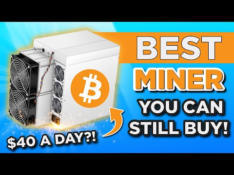 Best Bitcoin Miner You Can Still Buy!