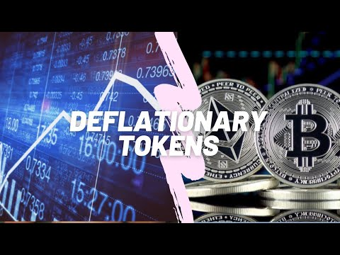 Deflationary Tokens. The Complete List 2021. What Are Deflationary Tokens?