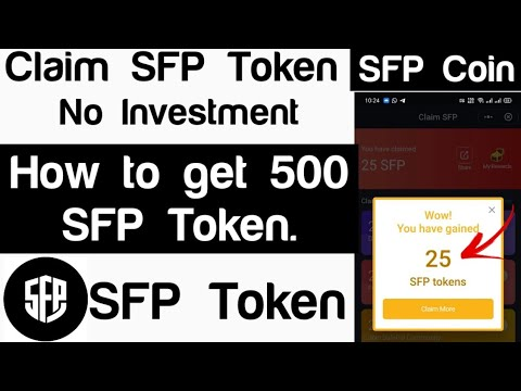 Claim 500 SFP Token | Official Airdrop 100% Free No investment | Claim SafePal Airdrop🤑