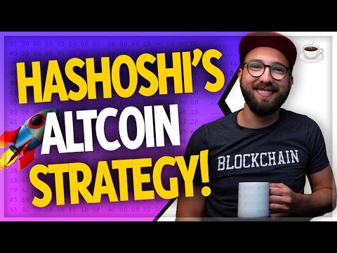 Hashoshi's altcoin investing strategy REVEALED! | Polkadot parachain auctions are incoming!