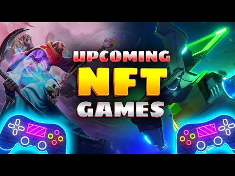 10 UPCOMING NFT GAMES YOU CAN PLAY TO MAKE $100 A DAY!!