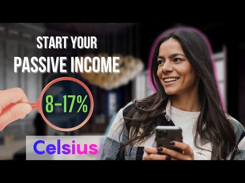 Crypto Passive Income from Celsius (Celsius Lending Review)