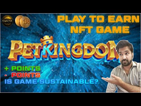 New NFT Play To Earn Game Pet Kingdom – The Crypto Hub
