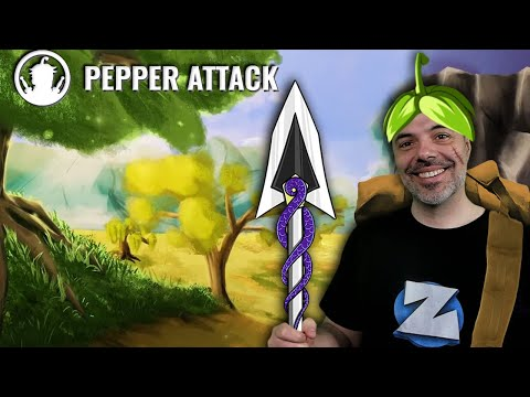 Pepper Attack – Play to Earn with Hot Pepper Themed NFTs in this Real Time Strategy & RPG Game
