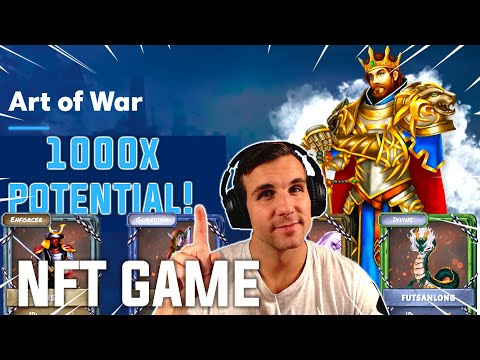 ART OF WAR | NEW PLAY TO EARN NFT GAME – LAUNCHING THIS WEEK! (Don't Miss it!)