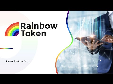 Rainbow Token Rocketing, Here's Why & How to Buy