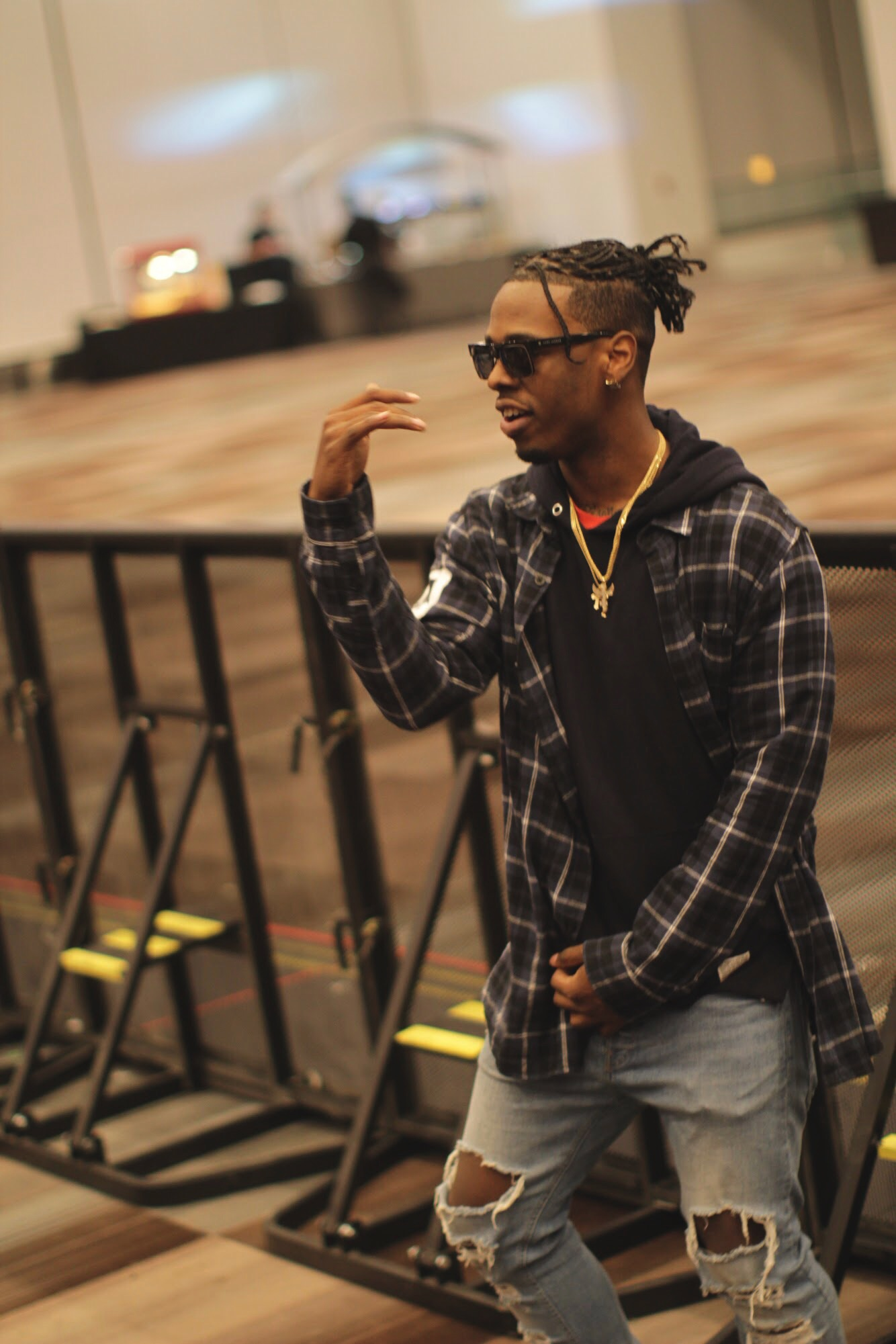 Enriching Hip Hop and R&B with a Unique and Dynamic Spirit: Rising Artist Mahadhi Walker Set to Soar