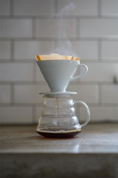 Pour-Over-coffee-maker