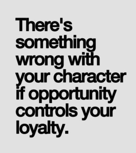 Best Loyalty Quotes
