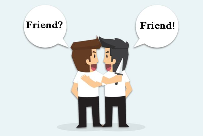 tips on how to spot fake friends and get rid of them