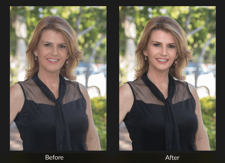 image consultant before and after