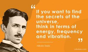 Energy Frequency Vibration