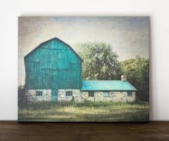 Country Canvas Wall Art