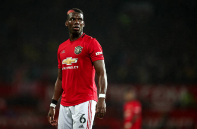 Marchisio : Pogba Salah Gabung Manchester United