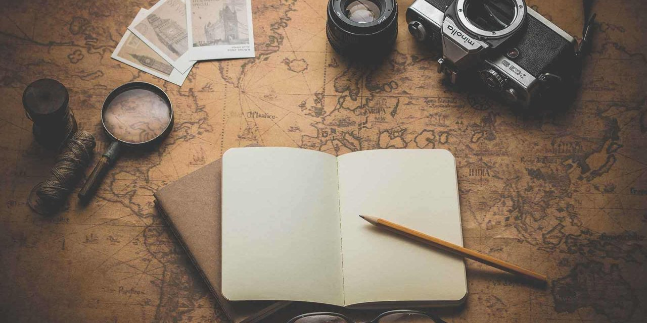 10 Tips for Travel Journaling You Can Actually Share