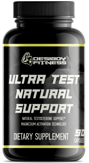 Ultra Test Natural Testosterone Support