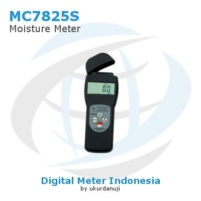 Alat Ukur Kadar Air AMTAST MC7825S