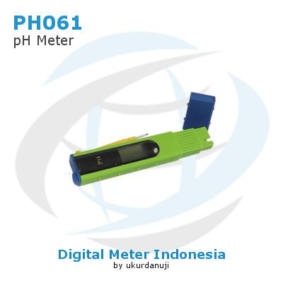 Alat Ukur pH Air AMTAST PH061