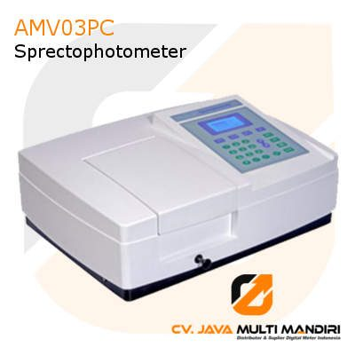 Spectrophotometer Visible AMV03PC