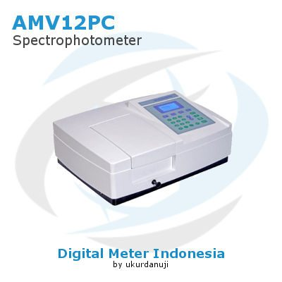 UV Spectrophotometer AMV12PC