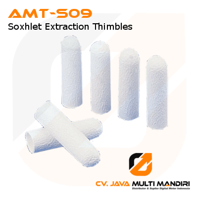 Cellulose Extraction Thimbles AMTAST AMT-S09
