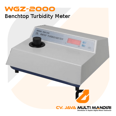 Benchtop Turbidity Meter WGZ-2000