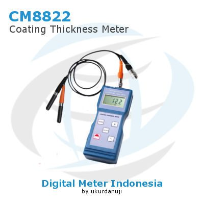 Coating Thickness Meter AMTAST CM8822