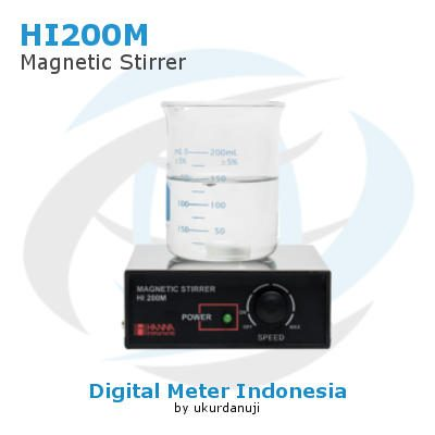 Mini Magnetic Stirrer HANNA INSTRUMENTS HI200M
