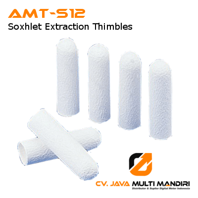 Cellulose Extraction Thimbles AMTAST AMT-S12