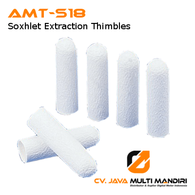 Cellulose Extraction Thimbles AMTAST AMT-S18