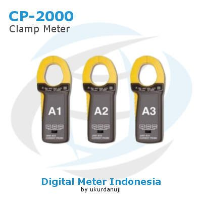 Clamp Meter Lutron CP-2000